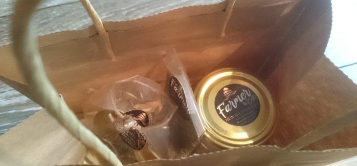Black Friday -tarjouksena Farmer to Bee- hunaja ja mustat kynttilät -10%